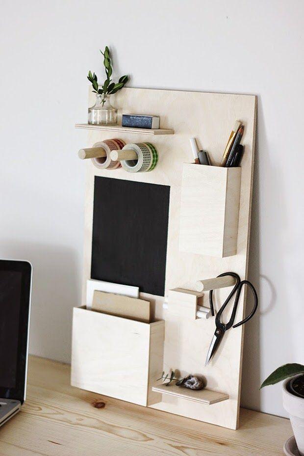 DIY Desk Organizing Ideas U0026 Projects