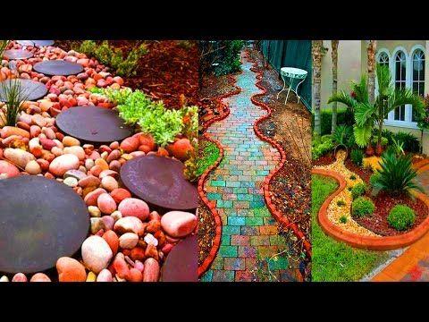 Creative Garden Path Design Ideas