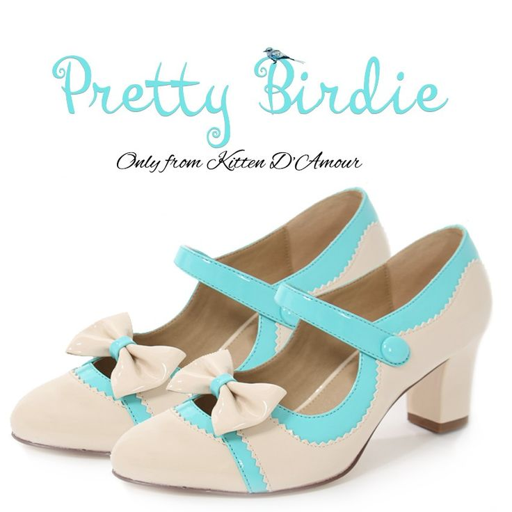 Pretty Birdie Shoe