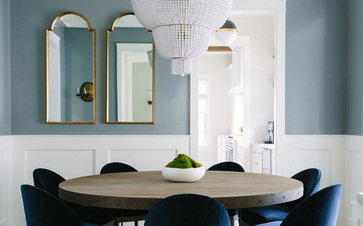 Last month I featured a home designed by Illinois-based Kate Marker and I had to share some mor...