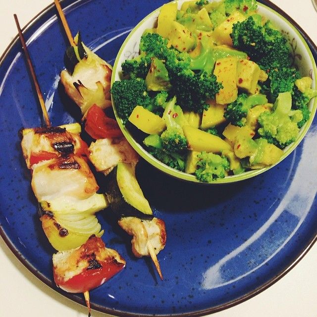 Aftensmad: Kalkunspyd med en simpel broccoli/mango/avocado-salat   #aftensmad #dinner #lchfdanmark #lchf #lowcarb #lavkarbo #paleo #fitfamdk #sundmad #sundhed #sundlivsstil #økologi #muskelmad #glutenfri #kornfri #salat #kalkun #mad #madblog #smagpaamaden #Padgram