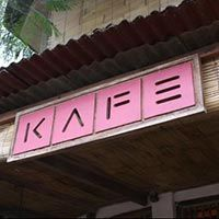 Kafe Raw Food Restaurant Ubud Bali