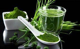 (Chlorella und Gerstengras werden oft als vegane Vitamin-B12-Quellen bezeichnet) -