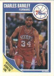 1989-90 Fleer Charles Barkley Basketball Card #113 - Shipped In Protective Display Case!  http://allstarsportsfan.com/product/1989-90-fleer-charles-barkley-basketball-card-113-shipped-in-protective-display-case/  1989-90 Fleer Charles Barkley Basketball Card #113 – Shipped In Protective Display Case!