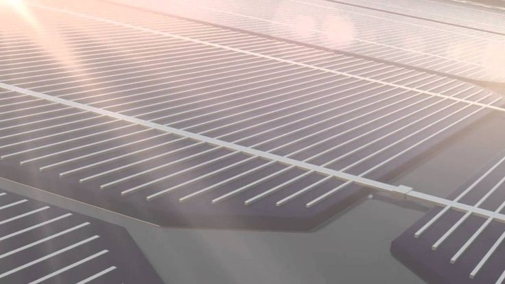 Voyage au coeur des énergies - Le fonctionnement d'une centrale photovol...
