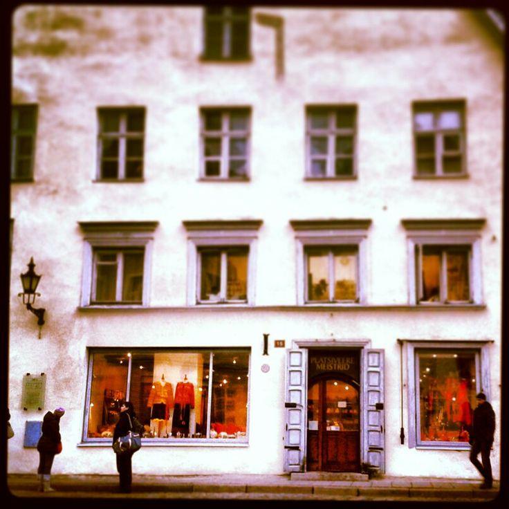 Old Town. Tallinn - Estonia