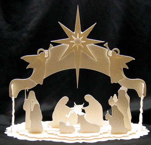 Lovely Nativity (not free)