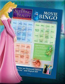 Bingo | Free Disney Sleeping Beauty Printables, Activities and Downloads! | SKGaleana