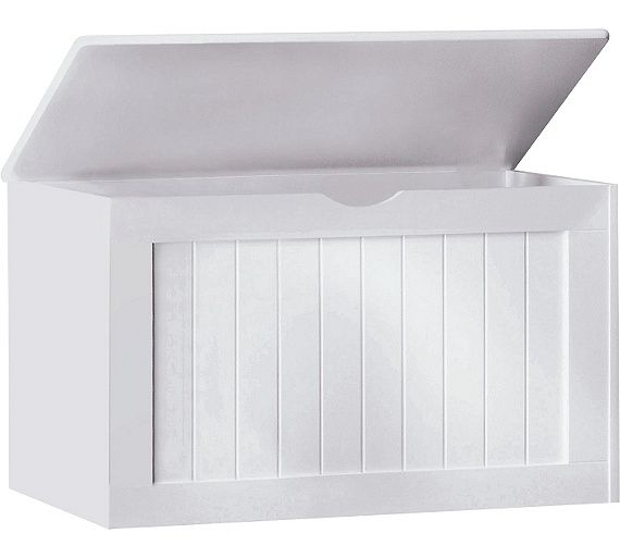 Buy HOME Shaker Blanket Box   White At Argos.co.uk,£59.99