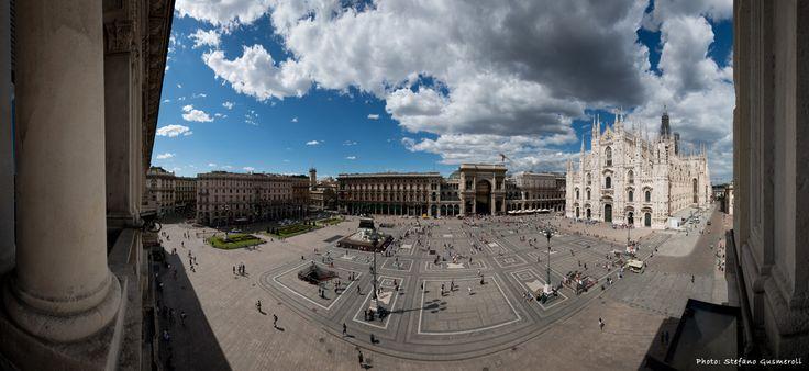 Milan Copyright Tourism Milan #Milan #Milano #Italy #Italia #Travel #Europe #ebdestinations @ebdestinations