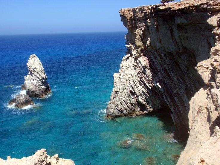 Εκεί που η γή παλεύει με τη θάλασσα! - Were the land fights the sea!