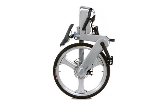 IFmode: foldable bicycle (folded view)