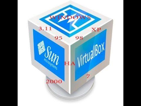 Виртуальные машина для windows (Virtualbox)