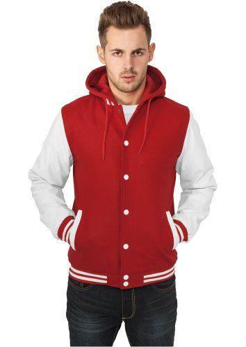 Urban Classics Men´s Street Fashion Hooded Oldschool College Jacket  http://www.beststreetstyle.com/urban-classics-mens-street-fashion-hooded-oldschool-college-jacket/