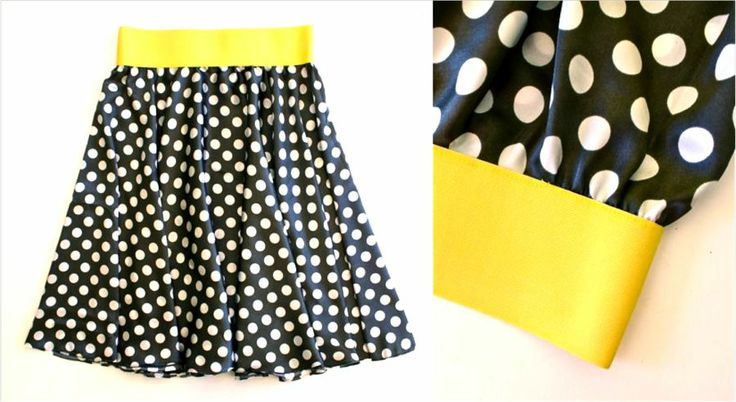 TUTORIAL: the Circle Skirt | MADE: Sewing Projects, Circle Skirts, Easy Circles, Dyes Elastic, Elastic Waist, Skirts Patterns, Circles Skirts Tutorials, Diy Circles, Crafts