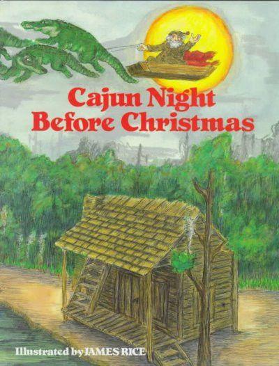 Cajun Night Before Christmas (Night Before Christmas Series)