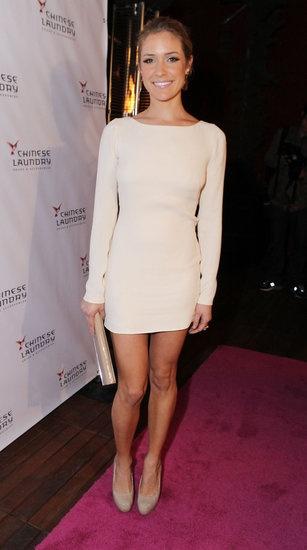 LWD. God I love long sleeved mini dresses!