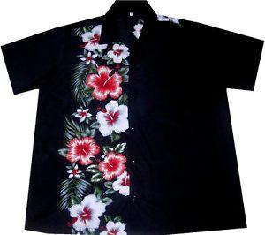 Hawaiihemd M-3XL Hawaihemd Hawaii Hawai Shirt Hawaiishirt Hemd Hawaii-Hemd Aloha   eBay