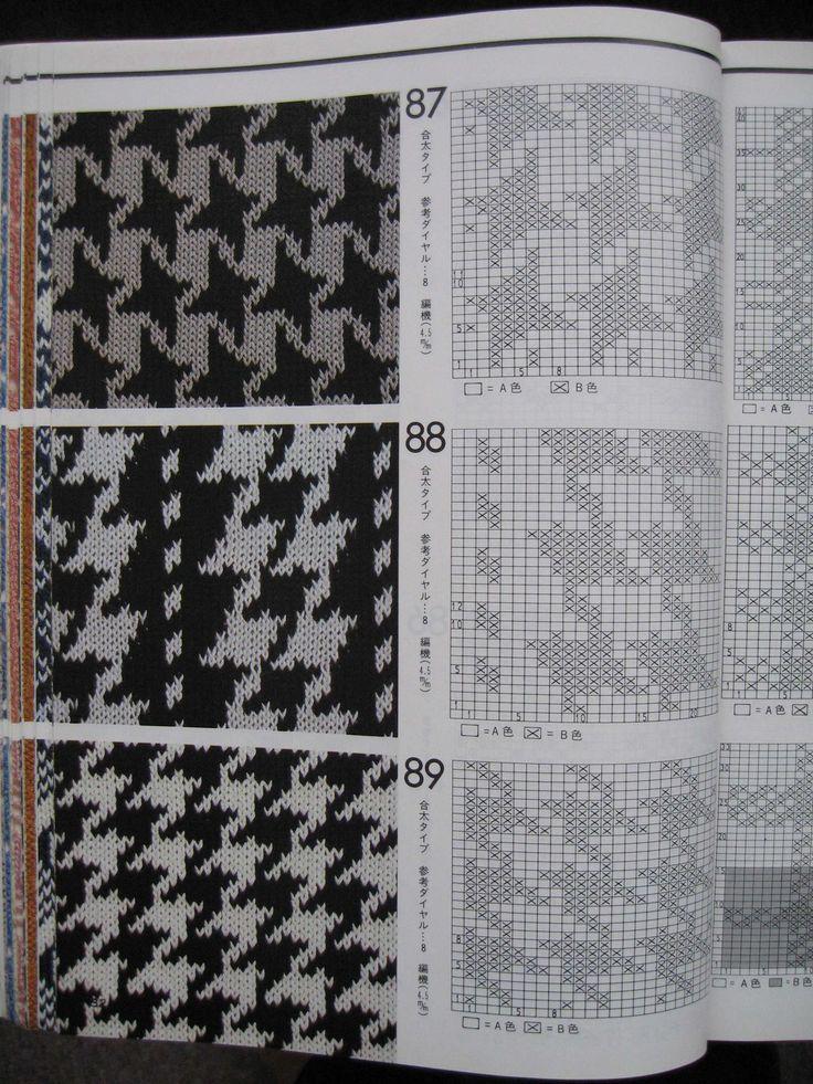 Crochet Stitch - Chart ❥ 4U // hf  http://www.pinterest.com/hilariafina/