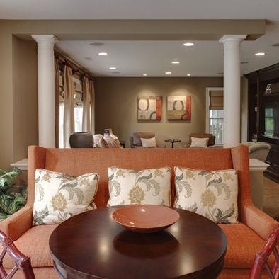 Burnt Orange Paint Colors 109 best living room wall colors images on pinterest | design