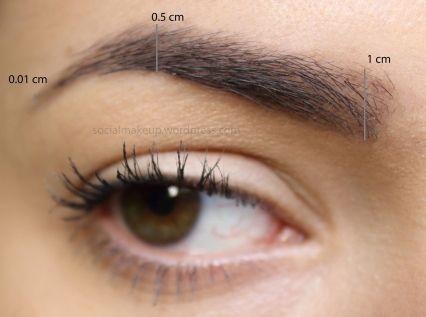 Como depilares las cejas