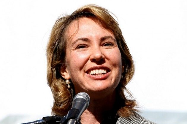 The Latest: Gabby Giffords criticizes Trump's NRA speech: Former Congresswoman Gabby Giffords says the nation needs a president who is serious about preserving the rights of gun owners while also finding solutions to gun violence. And she contends Donald Trump is not that president.  Giffords says the majority of Americans want commonsense solutions to prevent gun violence. Her comments on Trump followed his afternoon address to the annual meeting of the NRA. (click to read more)