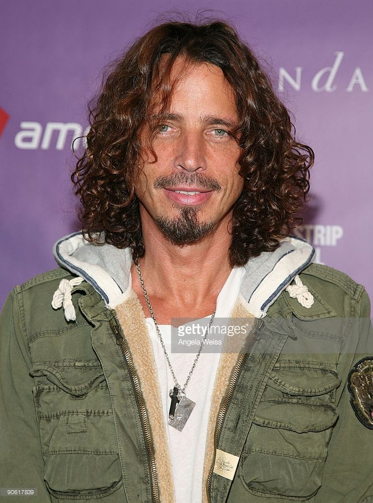 Musician Chris Cornell arrives to the 2nd Annual Virgin America Sunset Strip Music Festival Official Kick-Off Party at the Andaz West on September 11, 2009 in Los Angeles, California.