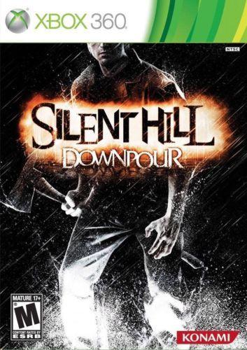 Xbox-360-Silent-Hill-Downpour #xbox360 #silenthilldownpour #videogame