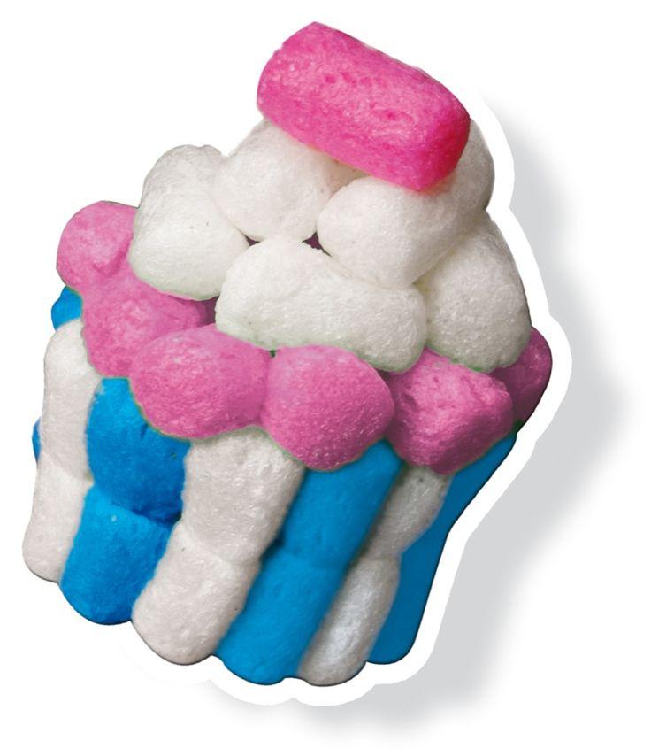 SES Funmais #Funmais #Eco #corn #cupcake