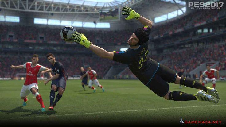 Pro Evolution Soccer (PES) 2017 Gameplay Screenshot 4