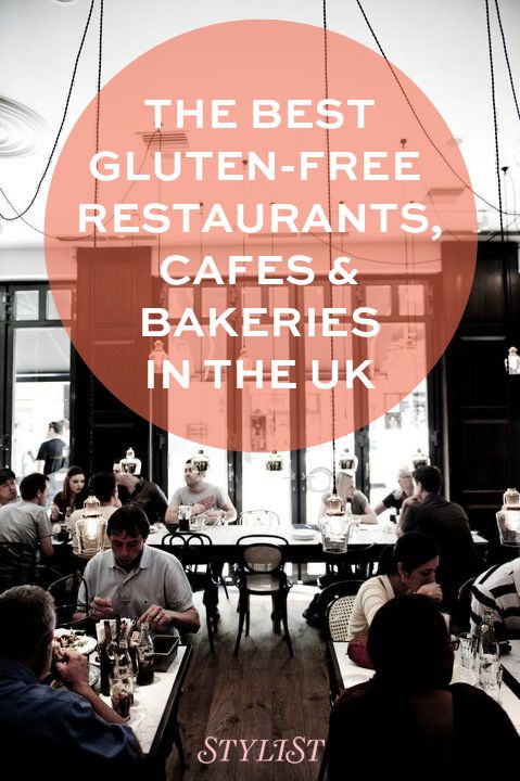 We've found 20 of the coolest gluten-free restaurants, cafes and bakeries in the UK that make worrying about gluten a thing of the past