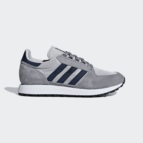 Shop the Forest Grove Shoes - Grey at