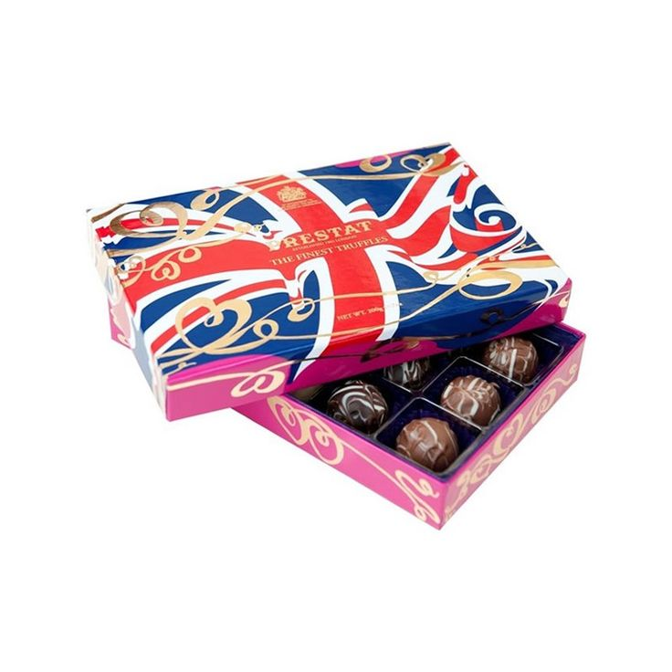 Prestat Luxury Chocolates | The Finest Truffles | Union Jack Box