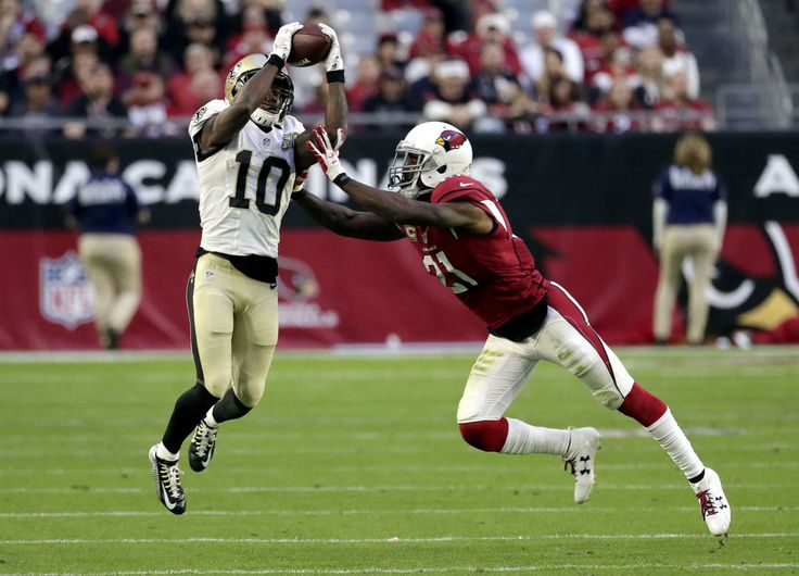 How Saints worked their way around Patrick Peterson, Arizona defense in win vs. Cardinals