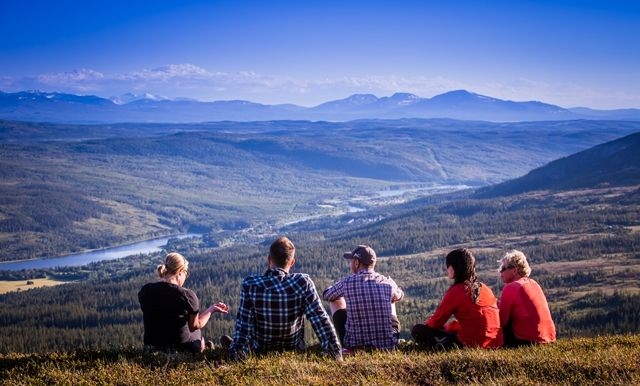 Åre Gastronomy Walk - Your best way to get guided on Åreskutan while tasting some of Jämtland's finest specialties