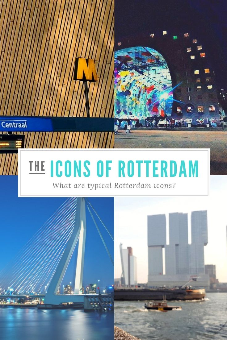 The Icons Of Rotterdam What are typical Rotterdam icons? Check out: http://seenin010.nl/blog/rotterdamse-iconen-icon010-winactie/  #Rotterdam #Tourist #Netherlands #icons #touristguide #guide #touristinffo #tourisme #sightseeing #travel #travelguide #traveling