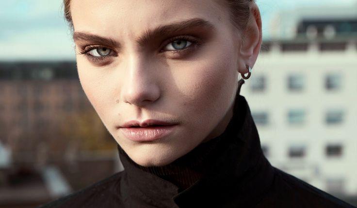 Fotographer: fotografine Model: Jorunn Elnes  Mua: Charlotte Wold Jorgensen