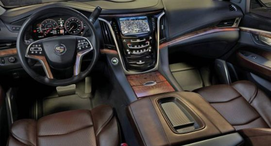 2018 Cadillac Escalade Photos, Redesign, Release Rumor - New Car Rumors