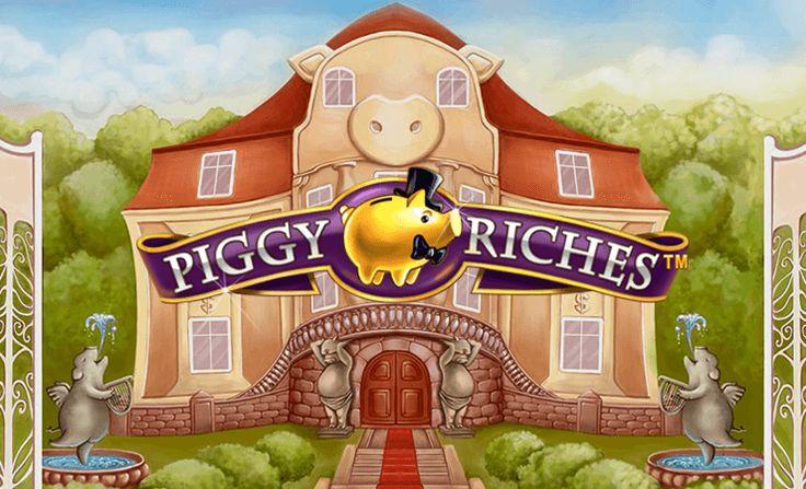 Kumbaraları kırıp yüksek kazanç elde etmeye hazır mısınız? 5 çark ve 15 ödeme çizgisi olan Piggy Riches NetEnt slot oyunu bedava oynayabilirsiniz. Kazanmak için altın renkli domuzcuklar şeklindeki kumbaraları kırmanız yeter. Bol şans!