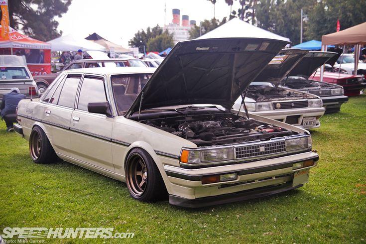 Toyotafest-1987 MX73 Cressida 1uz