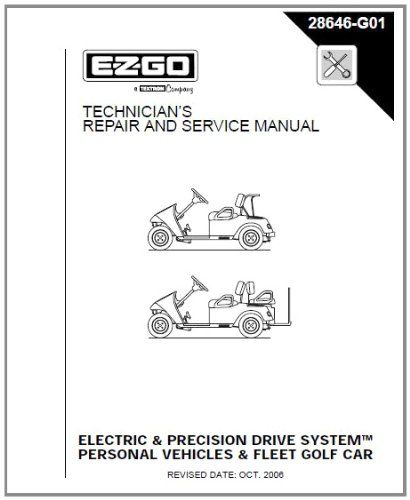 12 best golf cart images on pinterest golf carts electric and e z go 28646g01 2001 2009 repair manual for electricpds txt fandeluxe Gallery
