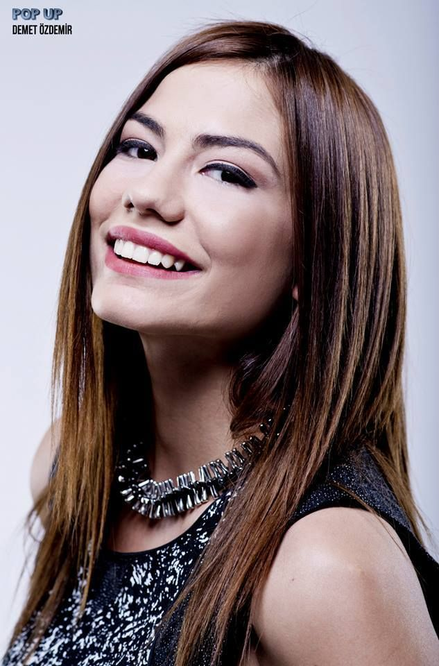 Demet Özdemir, Turkish Actress