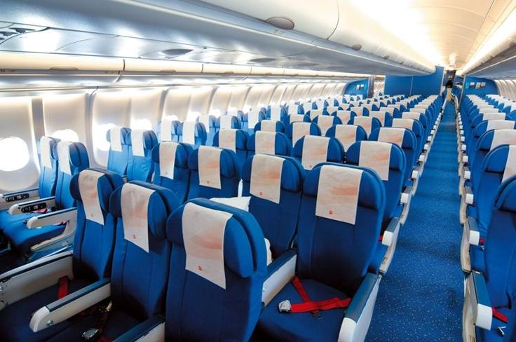 klm inside planes interiors pinterest