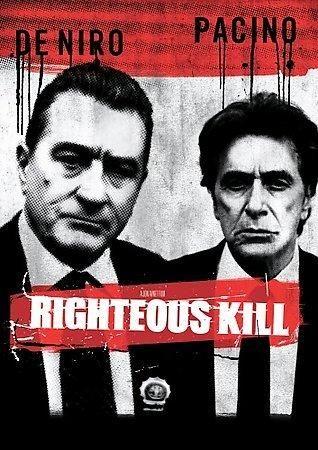 Righteous Kill Uma dupla fantástica.  lmperdível.