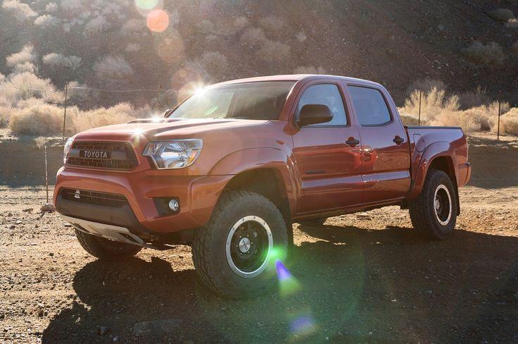 2015 Toyota Tacoma Trd Pro #ForTheDriven #Scion #Rvinyl =========================== http://www.rvinyl.com/Scion-Accessories.html