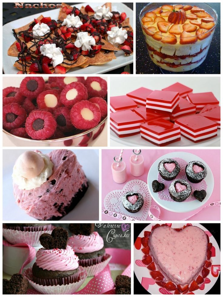 Unusual 42 Fantastic Valentine Treats Image Ideas Images ...