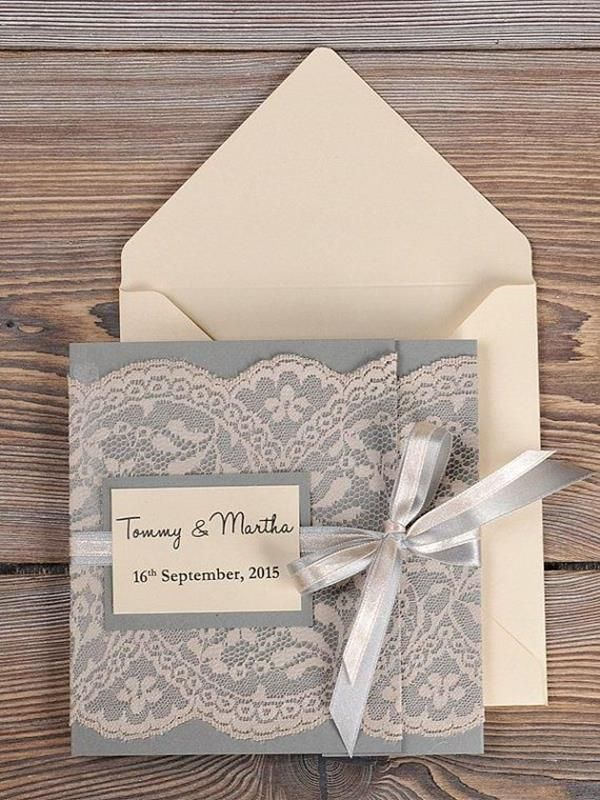 Die besten 17 Ideen zu Hochzeitseinladungen Selber Machen auf Pinterest | Hochzeitskarten selber ...