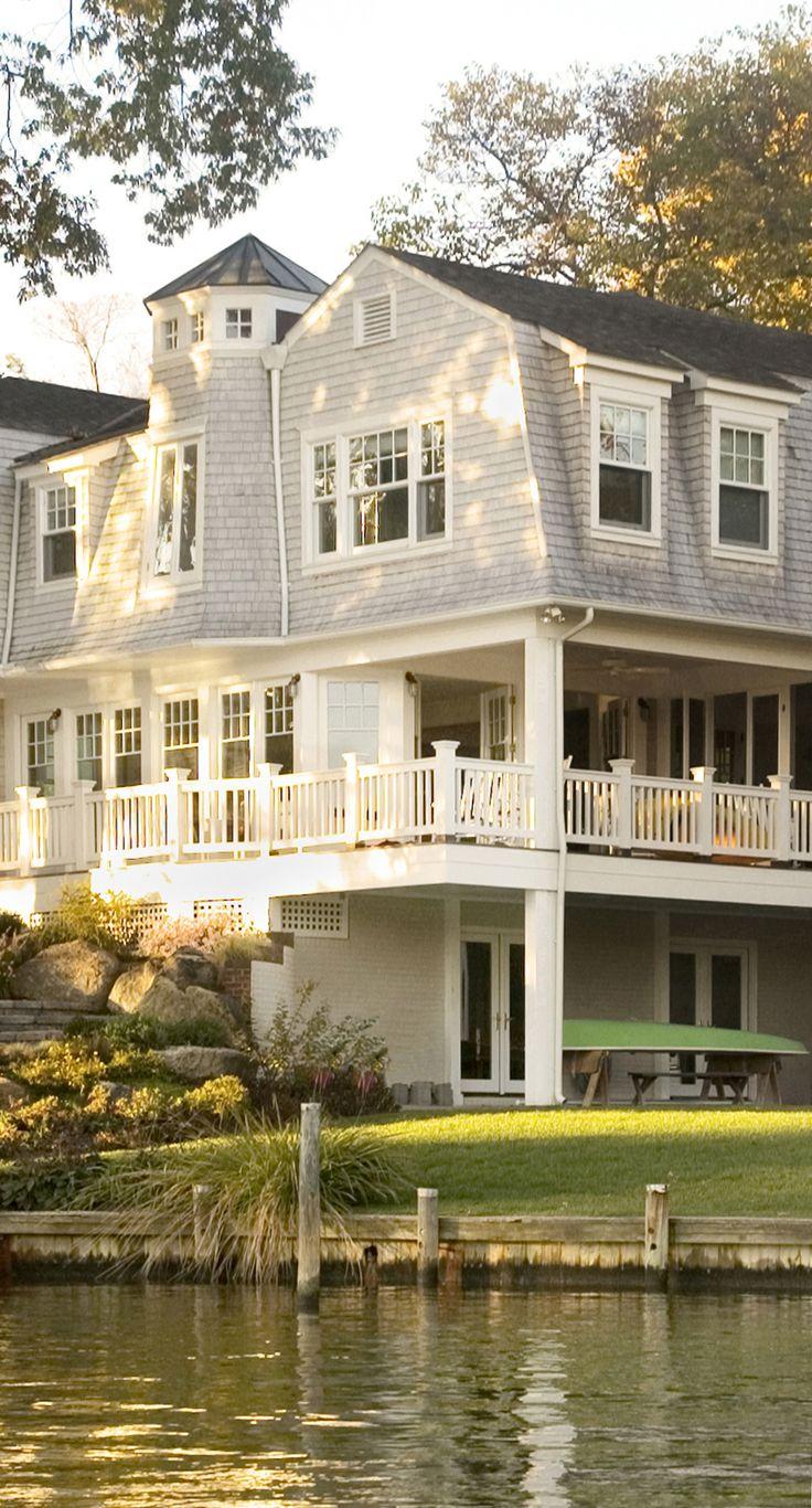 Lake Home   Donald Lococo Architects