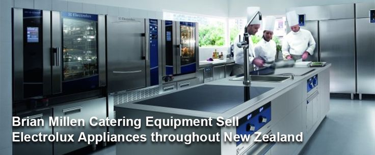 Electrolux Promo Page Auction of catering equipment - used or rent to buy