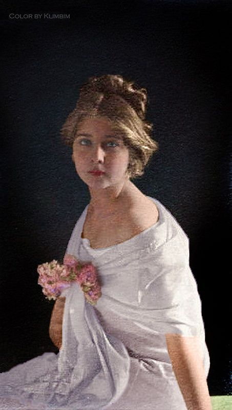 Queen Maria of Yugoslavia, née Princess Marie of Romania, 1910s
